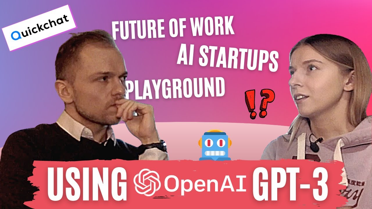 Interview with Piotr Grudzien - Cofounder at Quickchat.ai